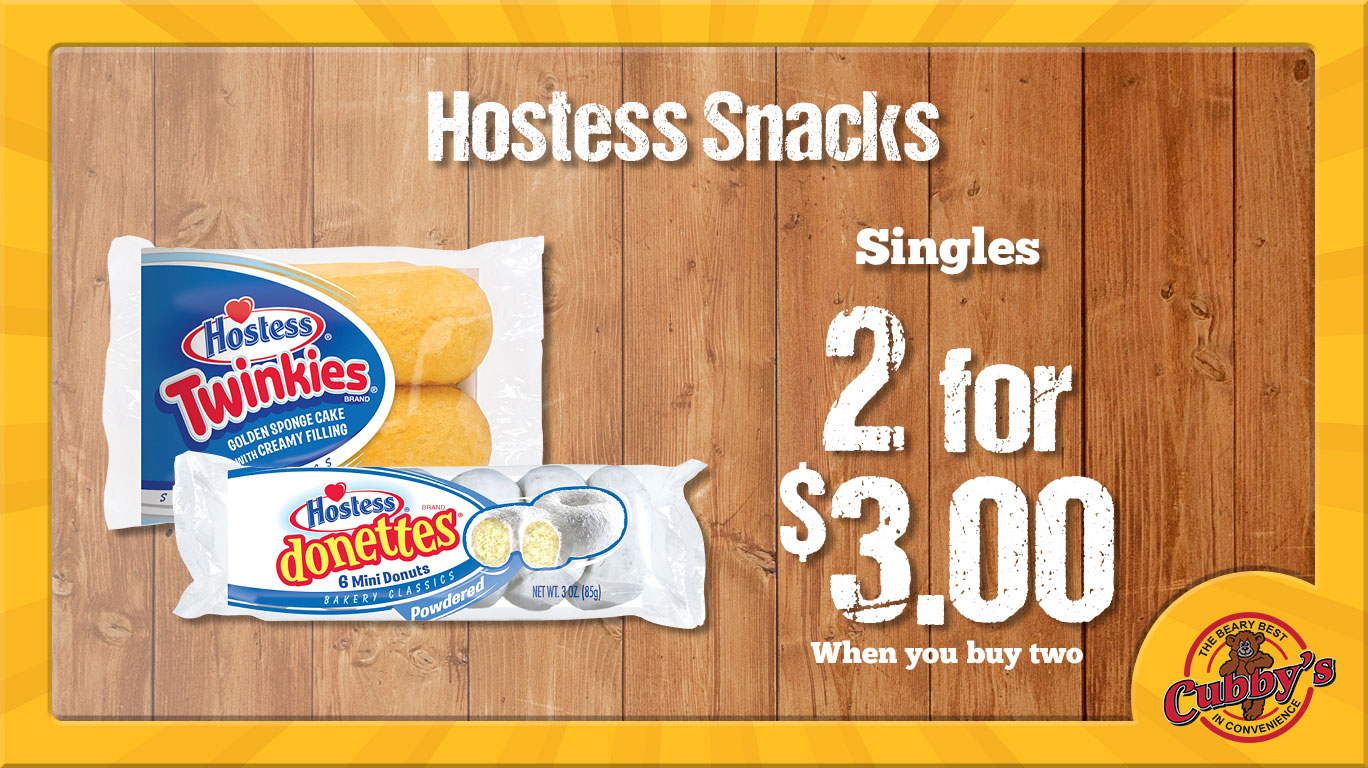 Hostess Ad